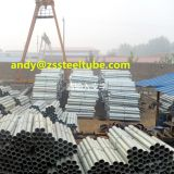 4 inch x 2- 2.5 mm Hot-dip Galvanized Steel Pipe/Tube for Fluid, Construction, Structure, Build