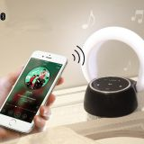 Bluetooth speaker indoor led night light
