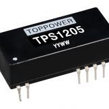 2W 6KVDC Isolated Dual Output DC/DC Converters tps