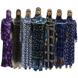 High Quality Middle East Prayer Clothes Muslim Women Abaya Prayer Dress Wholesale with Cheap Price