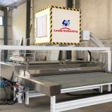 Customized Low E Washing Glass Machine , Flat Glass Washing Machine Max Glass Size 2500mm