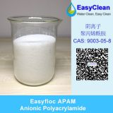 Easyfloc Anionic Polyacrylamide Flocculant Polymer for Water Treatment and Mining