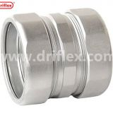Driflex 1-1/2 in. Rigid Compression Conduit Coupling