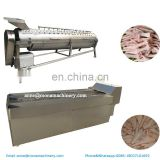 High speed commercial frozen chicken feet cutting machine with best price