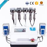 Rf Cavitation vacuum Lipo Laser Slimming Machine Smooth Fatigue rf and cavitation slimming machine