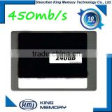 "fast delivery factory 2.5"" SATA iii SSD 240GB solid state Hard drive SSD R/W: 450/450MB/s"