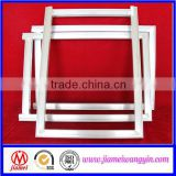 china supper factory supply printing aluminum screen frames for advertising board printing