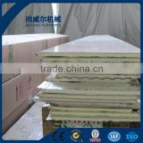 PU polyurethane composite panel ,structural steel wall panel/decorative insulation wall sandwich panel