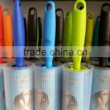 Beautiful handles widely used manual Cleaning roll,lint roll