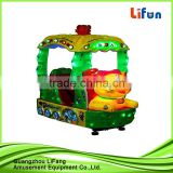 Interesting kids rides game machine video horse riding simulator for sale