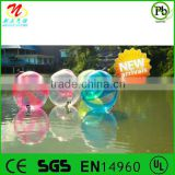 various color inflatable water ball roll inside inflatable ball large inflatable water walking ball