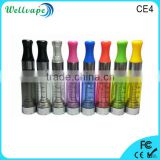 Colorful electronic cigarette filter CE4 atomizer CE clearomizer