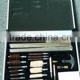 32PCS Aluminum Cased Universal Gun Chamber Cleaning Kit Product for Army or Civil Use Wholesale