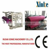 XK-S1800 Factory Supplier Simple Automatic Non Woven Fabric Roll Slitting And Rewinding/Cutting Machine