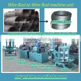 pre-bending machine for wire rod