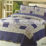 america fashion style pure 100% cotton queen bed room set