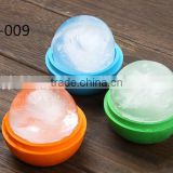 Hot sale food grade FDA and LFGB Big size silicone ice ball maker & ice cube tray                                                                         Quality Choice