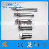 Stainless Steel Hilti Bolt/Sleeve Enhanced Type Expansion Anchor Bolt