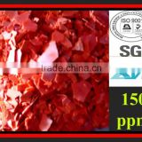 Leather Paper 150 ppm Na2S sodium sulphide flakes 60%