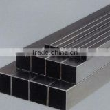 OEM ISO&ROHS certificates aluminium square tube profile with excellent quality and competitive price