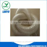 PVC Plastic Flexible Spiral Steel Wire Reinforced Hose