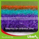 china manufacturer colorful artificial grass with high quality LE.CP.029