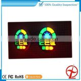 customized led module display for air condition full color china factory