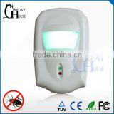 GH-620 BugzOff Pest Control Ultrasonic Repellent Electronic Plug-In Repeller for Insects