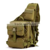 Tactical Military Sling Chest Pack Bag Molle Daypack Laptop Backpack Large Shoulder Bag Crossbody Duty Gear For Hunting Camping