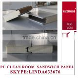 china supplier Popular Coldroom Coolroom Cleaning Room Polystyrene Eps Wall Sandwich Panel