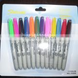 Sharpie Permanent marker pen with non-toxic ink