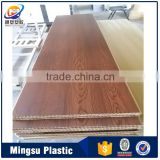 wooden and marble series PVC wall panel/ interior decorative panels According to customer needs