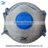 with activated carbon fabric ffp2 respirator