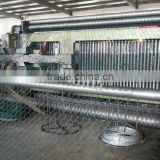 11 kw mesh size 80X100mm 15MT Gabion Wire Mesh Machine with Installation Services