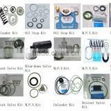 service kit for air compressor / air compressor part for compressor maintenance / air compressor part compressor service kit