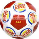 popular PVC promotional soccer ball size 5 customized logo printing Soccer balls footballs gift ball