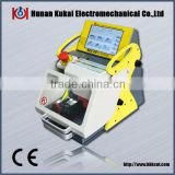 Used locksmith tool SEC-E9 automated key less key cutting machine and vertical milling key machine with high quality