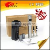 High Quality Vamo V5 mod 510 starter kit with LED Display ce4 atomizer stainless steel Electronic Cigarette