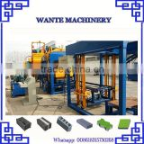 QT4-15 high production hollow core slab machine