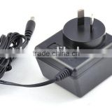 6V 12V 0.5A/1A Universal wall mount power adapter