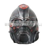 Spectre Wire mesh tactical airsoft mask outdoor military ghost army easy camouflage protective mask CL9-0034