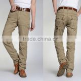 2014 new style wholesale men chino pants slimming - Clothing brands label mans street chino pants - business 100% cotton casual