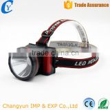 Best Selling Power Flashlight Torch Rechargeable Lithium Battery XPE Light Bulb Headlamp