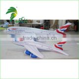 8m Best Price Custome Logo RC Blimp / Inflatable Airship For Outdoor Advertising