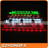 Led light mat,Jagermeister Custom Brands Soft PVC Led Bar Mat                                                                         Quality Choice
