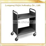 metal library cart home book trolley 3 steps book ladder home book trolley metal book trolly