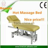 Beautiful Designed 1 Motor Electric Vibrator Massage Bed