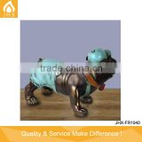 American Popular Hot Sale Loverly Dog Small Resin Figurines                                                                         Quality Choice