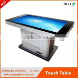 55 inch Waterproof WIFI Children Interactive multi touch table                                                                         Quality Choice