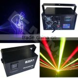Mini dmx 3d animation rgb laser Projector red green blue DJ Disco Light Stage Xmas Party Laser Lighting Show